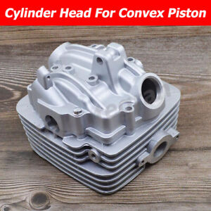 Cylinder Head Cover For Suzuki GN125 EN125 GS125 GZ125 DR125 TU125 Convex Piston