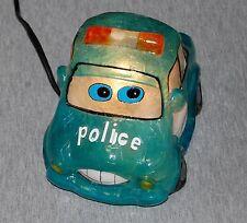LAMPARA COCHE POLICE, PORTATIL DE MESA PARA NIÑOS