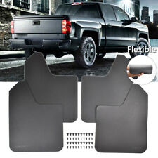 XUKEY Mudguards Splash Guards For Chevrolet Silverado 1500HD GMC Mud Flaps Car