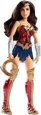 "Mattel DC Wonder Woman Battle-Ready Doll, 12"""