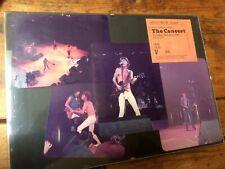 Original 1982 Rolling Stones Concert Ticket & photos from GLASGOW APOLLO.  RARE