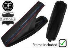 BLUE STITCH HANDBRAKE BOOT WITH PLASTIC FRAME FOR BMW E36 3 SERIES 91-99 M///