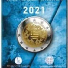 2 Euro Gedenkmünze Griechenland 2021 25. März 1821