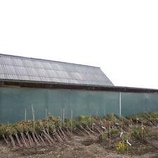 1,59€/m² Sichtschutz 1,50x5m Windschutz Zaunblende Schattiernetz