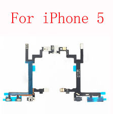 Power Mute Volume Button Switch Connector Flex Ribbon Cable For iPhone 5