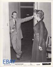 Richard Widmark Marilyn Monroe VINTAGE Photo