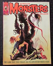 1975 FAMOUS MONSTERS Magazine #116 FVF 7.0 F. Paul Wilson FPW Collection