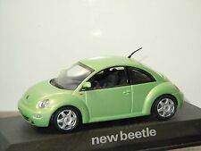 VW Volkswagen New Beetle - Minichamps 1:43 in Box *31141