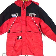 Vintage SouthPole Real Gear Virtual Space SPG USA Miro Tech Coat Mens Large