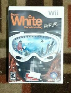 Shaun White Snowboarding: Road Trip (Nintendo Wii, 2008) Brand New & Sealed