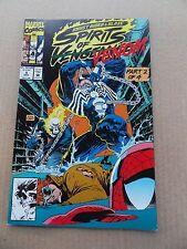 Ghost Rider / Blaze : Spirits of Vengeance  5  (Venom) .  Marvel 1992  - VF +