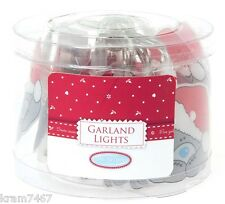 Me to You Christmas Light Garland battery operated last few !!