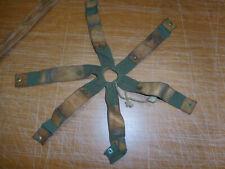Original War German Spanish American HELMET inner liner canopy Vintage