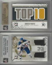 2010 FALL EXPO ULTIMATE MEMERABILIA MARCEL DIONNE GAME USED JERSEY /19