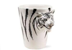 Tiger Gift, Coffee Mug Handmade by Blue Witch