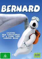 Bernard Bear ( DVD ) ABC KIDS - CHILDRENS ANIMATION 2006 - RARE OOP - Region 4