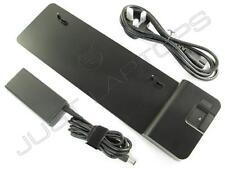 HP EliteBook Revolve 810 G3 Tablet UltraSlim 2013 Docking Station + PSU