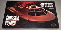 Moebius Fantastic Voyage Proteus Submarine 1:32 plastic model kit new 963