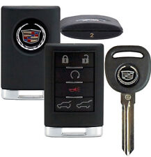 NEW OEM Cadillac Escalade Keyless Entry Remote And Transponder Key