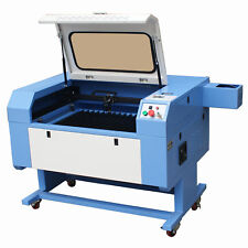 Reci 100W CO2 600*900mm USB Port Laser Engraver Cutter Engraving CW-3000 Chiller