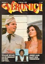 VERONICA 1980 nr. 06 - JOHNNY CASH/WILLIAM DEVANE/NEW ADVENTURES/GUUST FLATER