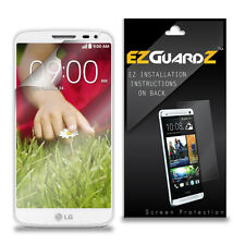 2X EZguardz LCD Screen Protector Cover Shield HD 2X For LG G2 Mini (Ultra Clear)