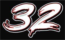 CUSTOM BRUSH STYLE RACE CAR NUMBERS,imca,streetstock,latemodel,4cyl,sprint,ect
