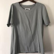 MAISON MARGIELA MM6 Grey Top Size 8/10