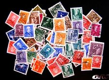 ASSORTMENT OF ABOUT 75 USED & UNUSED MNH CTO MNH OG DUPS. (SEE ITEM DESCRIPTION)