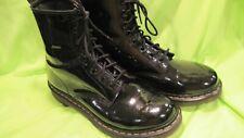 Women's Doc. Martens size 10M Black Patent Leather Boots