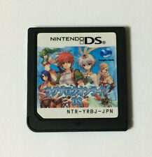 USED Nintendo DS Software Only Ragnarok Online DS JAPAN import Japanese game