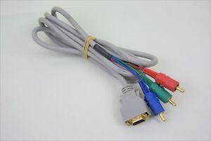 Dv Vidéo Numérique Câble Composant Gris Import Japon 0789