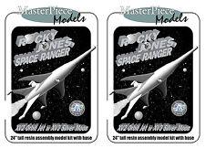 """The Rocky Jones Space Ranger 24"""" tall resin assembly kit"""