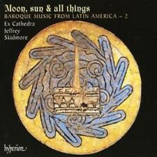 Various Composers : Moon, Sun and All Things (Skidmore, Ex Cathedra) CD (2005)