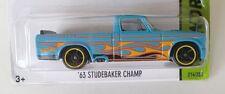 Hot Wheels Variation 2015 HW Workshop '63 Studebaker Champ  W/ OH5 Open Spoke