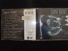CD LONNIE BROOKS / LET'S TALK IT OVER /