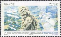 France 2013 A. Pegoud/Parachutist/Planes/Aircraft/Parachute/People 1v (n45560)