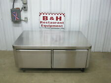 53 X 36 Stainless Griddle Grill Fryer Soda Fountain Equipment Stand Table 45