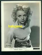 "IRIS ADRIAN VINTAGE 8X10 PHOTO 1942 ROXIE HART BAD GIRL ""TWO GUN"" GERTIE BAXTER"