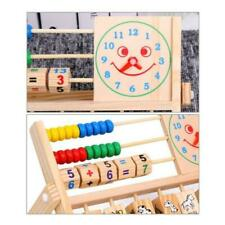 High Quality Wooden Kids New Educational Toy Useful Abacus Counting Number Frame