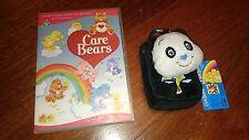 CAREBEARS Soft Plush Teddy Toy RETRO TV PERFECT PANDA BEAR mobile phone case bag