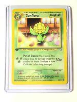 SUNFLORA - 1st Edition Neo Genesis Set - 50/111 - Uncommon - Pokemon Card - NM
