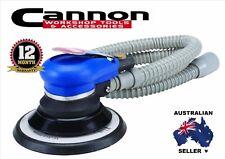 "6"" 150mm RANDOM ORBITAL AIR PALM SANDER velcro NEW  VACUUM TYPE brand new"