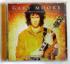 GARY MOORE - BACK ON STREETS, THE ROCK COLLECTION - CD Sigillato