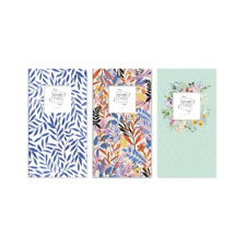 "TALLON 6"" X 4"" DESIGNER PHOTO ALBUM WITH 300 POCKETS - 011233 (RANDOM COLOUR)"