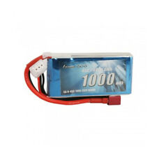 NEW Gens ace 1000mAh 7.4V 2S 45C Lipo Battery Pack with Deans plug FREE US SHIP