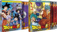 DRAGON BALL SUPER BOX 1 Y 2 DVD LA BATALLA DIOSES RESURRECCION F ( SIN ABRIR )