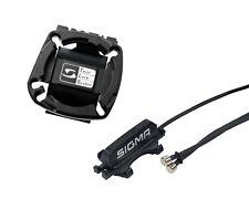 SIGMA Universalhalterung für Fahrrad Computer bis 2016 m. Kabel Lenkerhalter