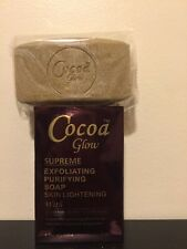 Cocoa Glow Supreme Exfoliating Soap With Cocoa Butter & Tamarind Seed Extract