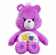 Care Bear surprise Teddy L Violet plush soft toy